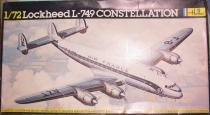 Разопаковаме Lockheed L-749 Constellation, Heller, 1/72